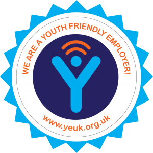 YEUK_Youth Friendly employer Badge