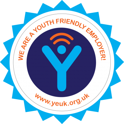 YEUK_Youth Friendly Badge