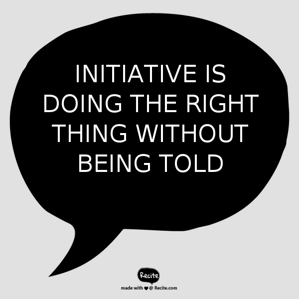 What is Initiative and Why is It Important? - Youth ...