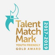Talent Match Mark gold award