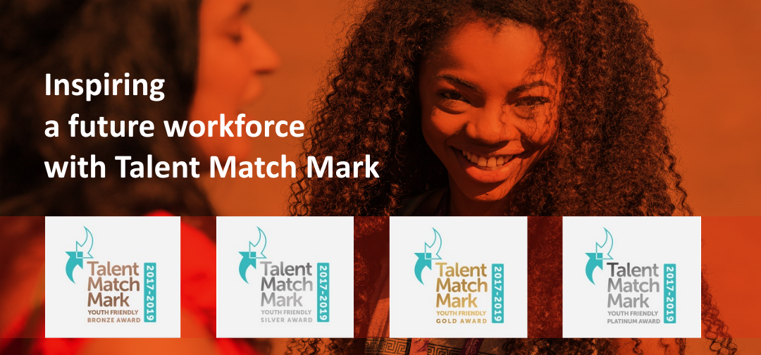 Inspiring a future workforce with Talent Match Mark