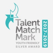 Talent Match Mark silver award