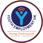 Young Professional Badge Youth Employment UK