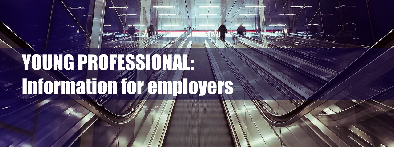 Young Professional Information for employers