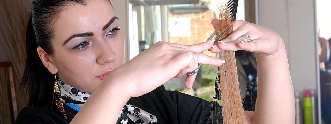 careers hairdresser