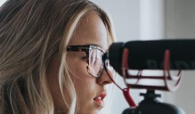 feature camera operator