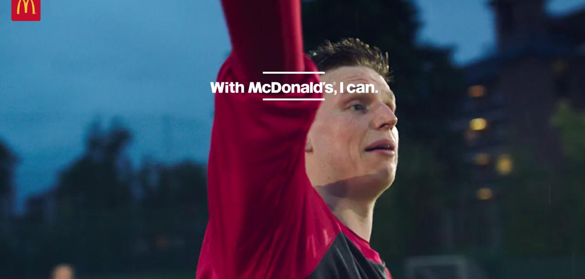McDonald's I Can