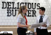Mcdonalds management degree programme Amber