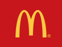 McDonald's logo featured