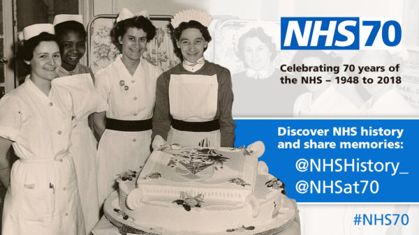 Image result for Happy 70th Birthday to our NHS images