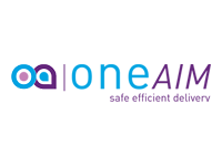 oneaim logo feature