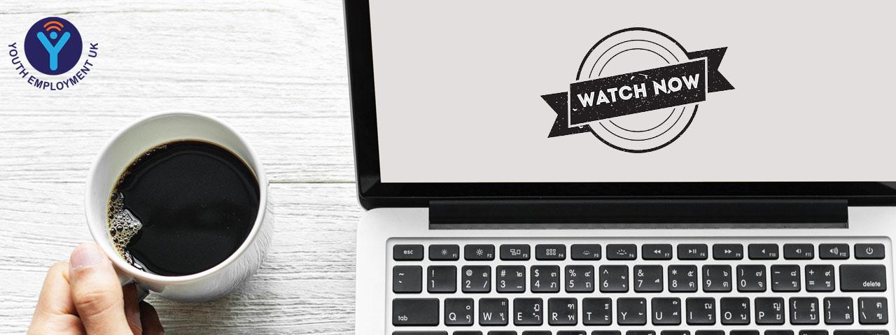 banner youth friendly employer webinars