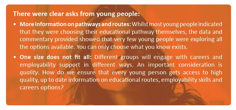 youth voice census 2018 proper clear asks
