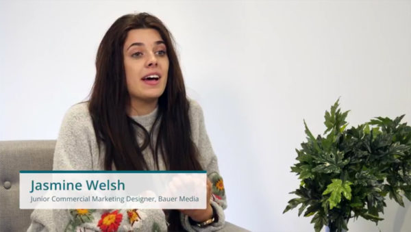 Video How A Btec In Art Design Helped Jasmine Welsh S