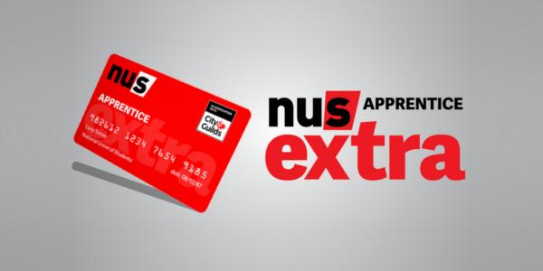 NUS apprentice extra discount card