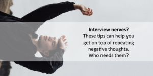 calm interview nerves cbt 2