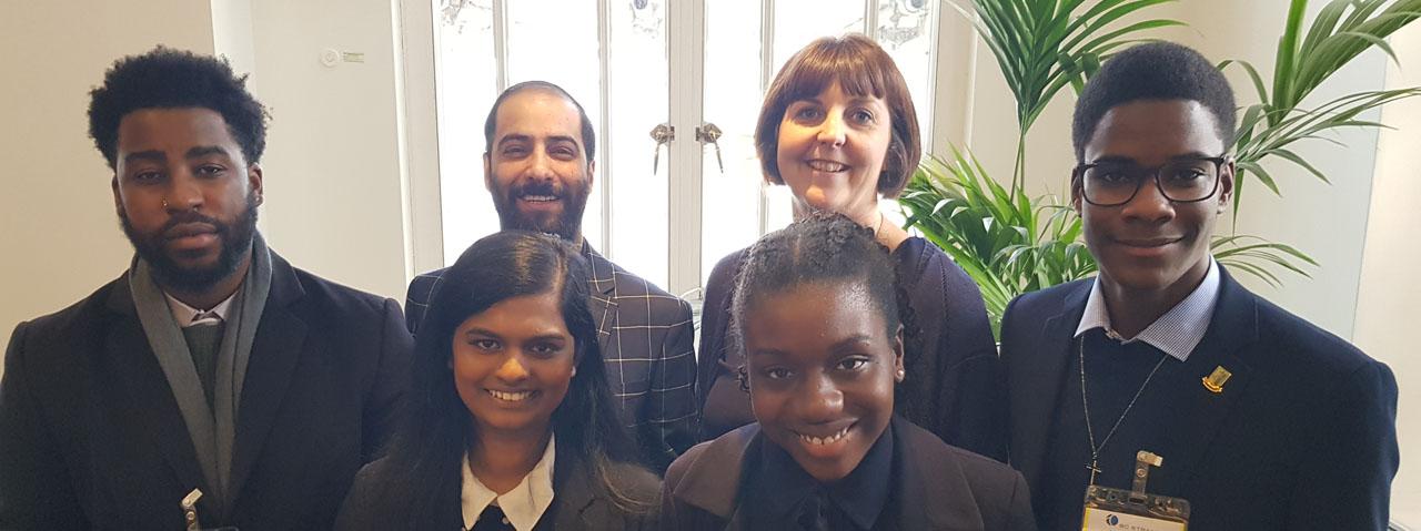 youth ambassadors group