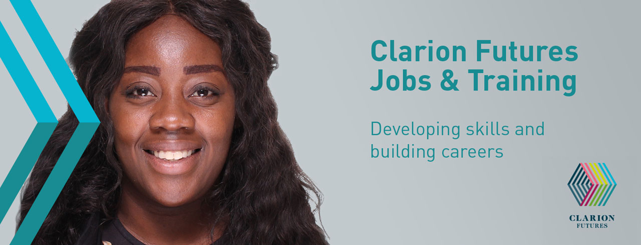 clarion training jobs futures banner