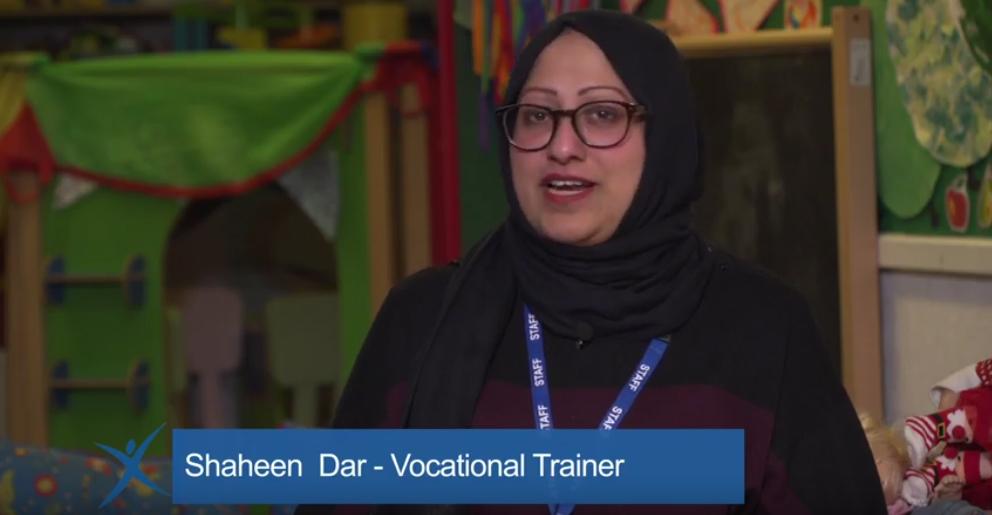 Aspiration Training - Shaheen