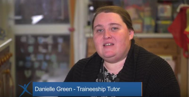 Aspiration training tutor - Danielle