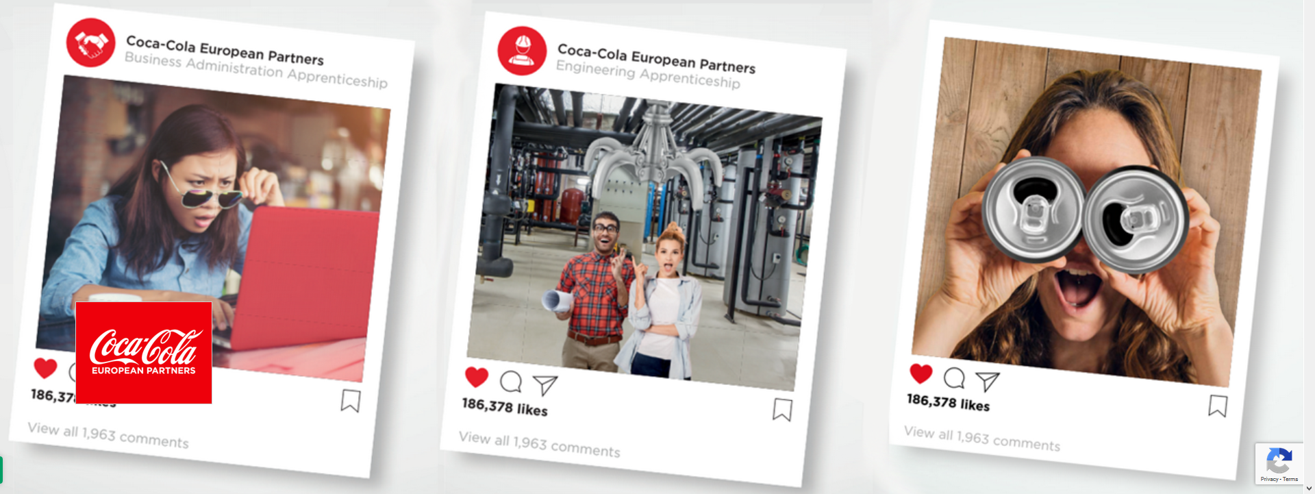 Coca-Cola European Partners Careers