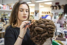 theatre careers wigs