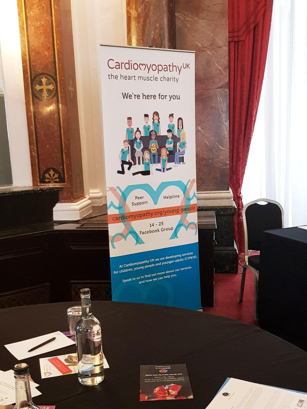cardiomyopathy uk workshop
