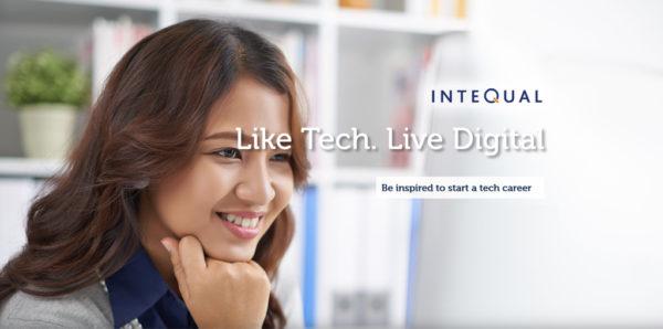Intequal like tech live digital