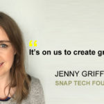 jenny griffiths snap tech