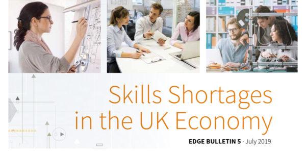 skills shortages UK economy Twitter