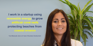 Tara Massoudi, head of business development