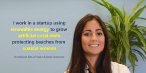 Tara Massoudi, head of business development