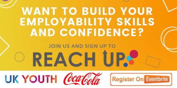 reach up youth programme with uk youth and coca-cola