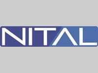 NITAL logo grey