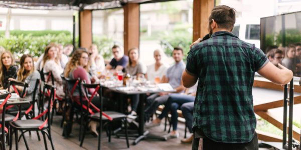 Public Speaking Confidence Tip: Go Slow - Youth Employment UK